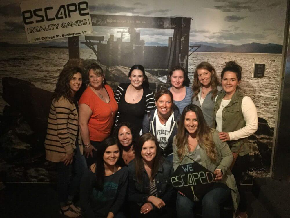 Look What We Did - Escape Room